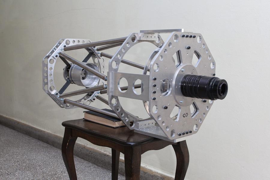 250mm f/8 Ritchey-Chrétien Telescope › Nenad Filipović's Homepage