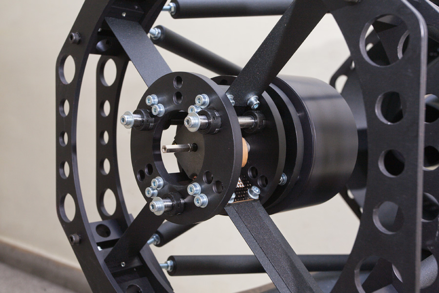 250mm f/8 Ritchey-Chrétien Telescope › Nenad Filipović's