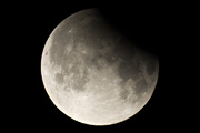 Partial Lunar Eclipse 2006.