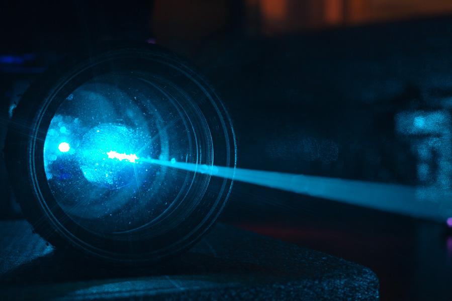 Restoration of the NEC GLG-3023 Argon ion laser head ...