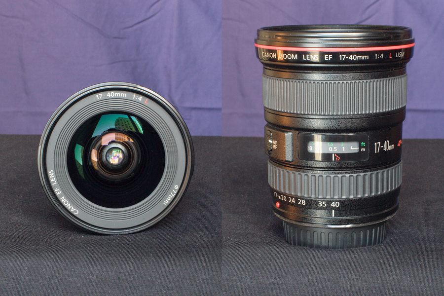 Panoramic Lens Canon Canon's l Series Lens