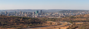 Voortrekker Monument Pretoria View Panorama