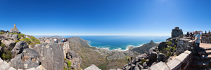 Table Mountain Top Panorama (VR)