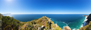 Cape Point Panorama (VR)