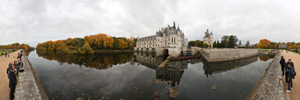 Chateau Chenonceaux Panorama (VR)